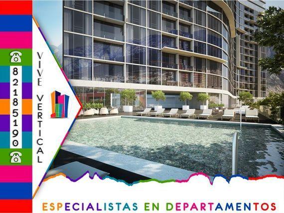 """Departamento en Renta en <span itemprop=""""addressLocality"""">Zona Valle Poniente</span>"""