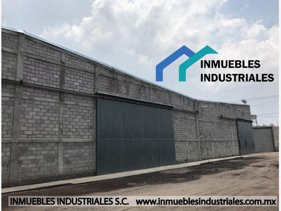 "Bodega en Renta en  Renta Nueva 1,155m² En Ecatepec <span itemscope="""" itemtype=""http://schema.org/TradeAction""><span itemprop=""price"">$ 55.000</span></span>"