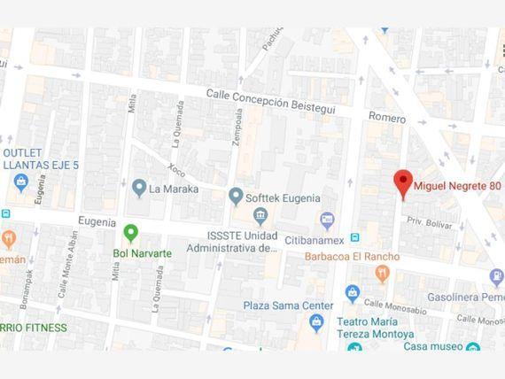 Departamento en Venta en Niños Heroes de Chapultepec