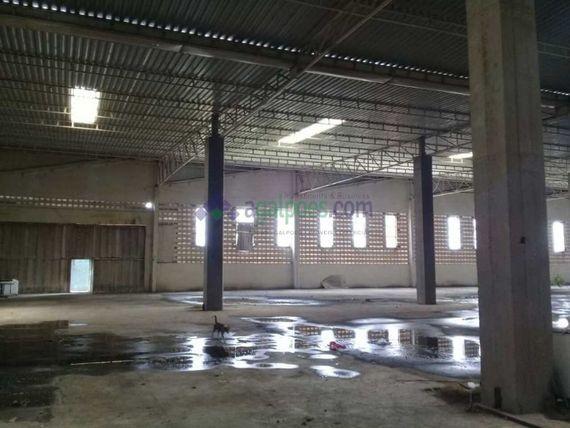 Galpão com 5.965 m² de área construída em terreno com 20.500 m² na BR 101 em Paulista - PE
