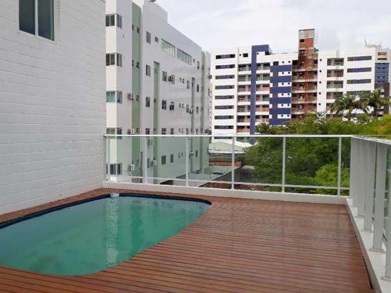 Excelente apto 02 Qtos, 65m², Nascente, varanda, 2 vagas, elevador, área de lazer, ótima localização.