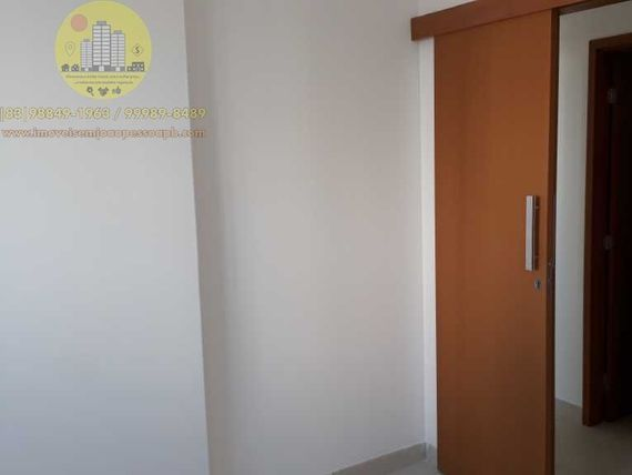 Excelente Apto 03 Qtos, 85,31m², Nascente, varanda, prédio bem localizado e com área de lazer completa.