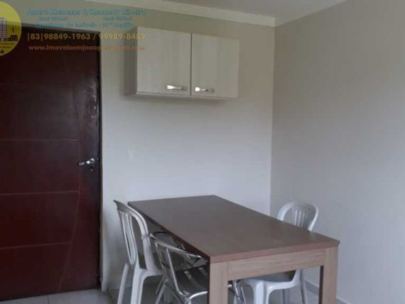 Ótimo Apto com 45m², 02 Qtos, cozinha tradicional, 01 vaga privativa, área de lazer.