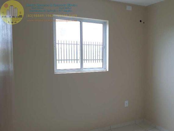 Ótimo apto com 48m², 02 Qtos, padrão construtivo e de acabamento de 1ª qualidade.  Área de lazer.