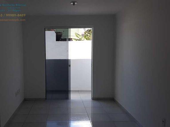 Ótimo apto térreo com 73m², 03 Qtos/01Ste, varanda, posição Sul, 01 vaga de garagem.