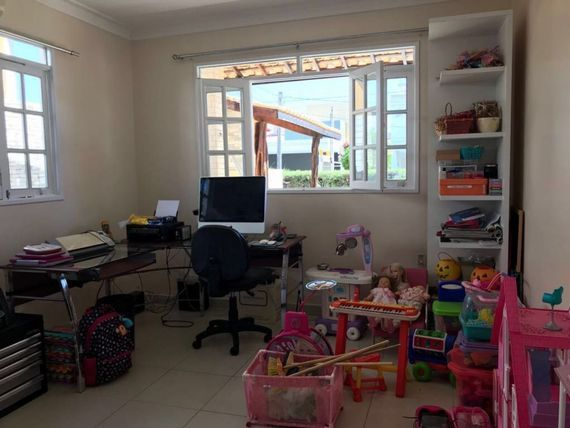 Casa com 4 quartos em condomínio no Altiplano. Ref. H