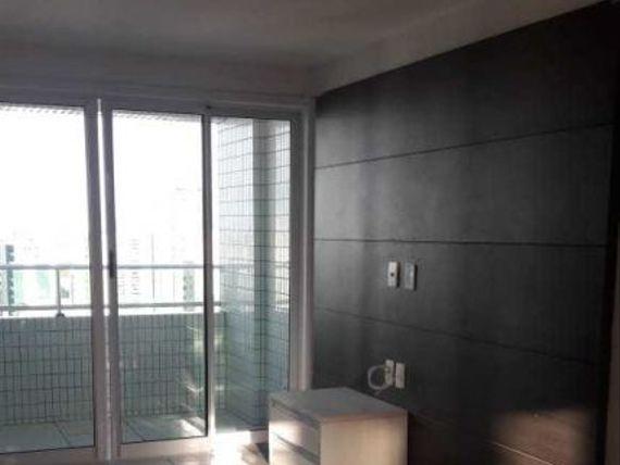 """Apartamento andar alto,  área nobre de <span itemprop=""""addressLocality"""">Tambaú</span> com dois quartos. (A/P)"""