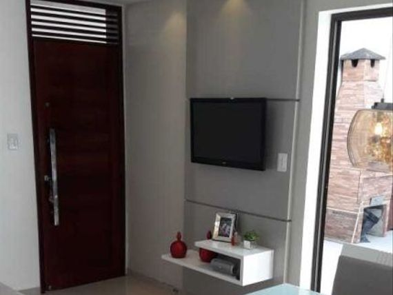 Cobertura/Apartamento com área privativa.