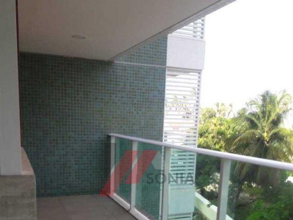 Apartamento de 2 quartos em Cabo Branco