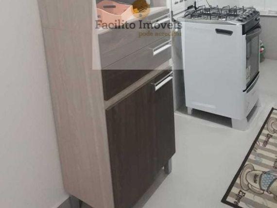 Aluguel de Apartamento 2 quartos todo mobiliado.