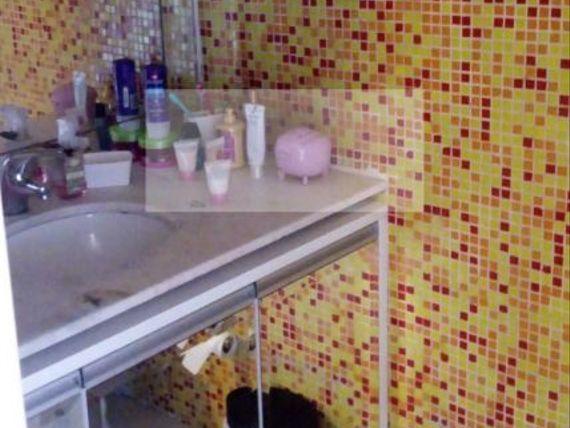 """Casa Semi-Mobilhada em Condomínio no Bairro <span itemprop=""""addressLocality"""">Tristeza</span>"""
