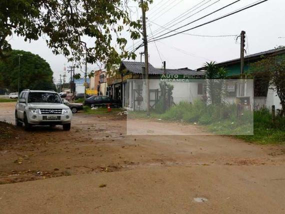 Terreno Comercial de Frente 040 em Águas Claras