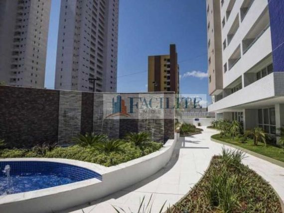 """2826 - Apartamento para vender, <span itemprop=""""addressLocality"""">Estados</span>, João Pessoa, PB"""