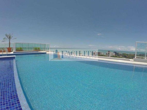 """2070 - Apartamento para Vender no <span itemprop=""""addressLocality"""">Jardim Oceania</span>, João Pessoa, PB"""