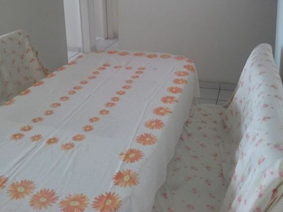 03 quartos, sendo 01 suite mais DCE, 2 vagas. Residencial Madson
