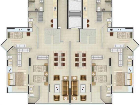 "Edifício Unique <span itemprop=""addressLocality"">Tambaú</span> Residence"