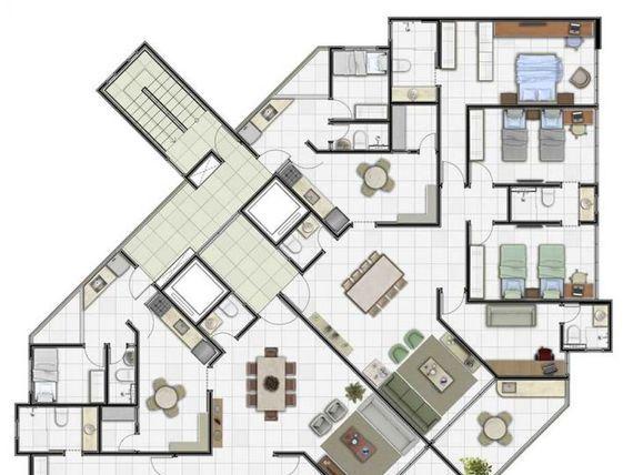 Edifício Duo Palace Residence
