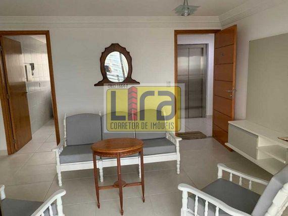 Excelente apartamento para vender no Altiplano, localização  privilegiada, com vista para o mar!!!!