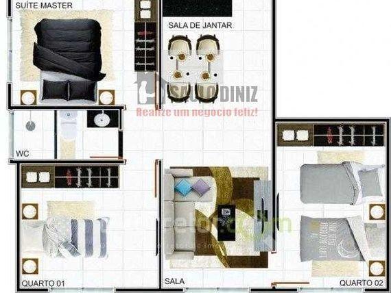 Apartamento em construção nos Banários. 1,2,3 quartos, Excelente localização