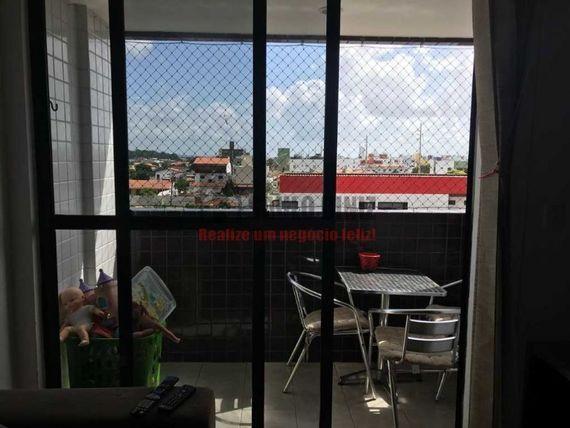 """Apartamento no <span itemprop=""""addressLocality"""">Bessa</span>, proximo a Praça de Caju. Predio com Piscina"""