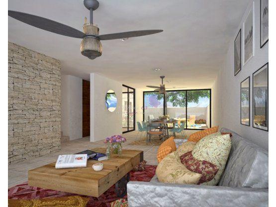 Casa en PRE-VENTA en Monte Video Cumbres Merida