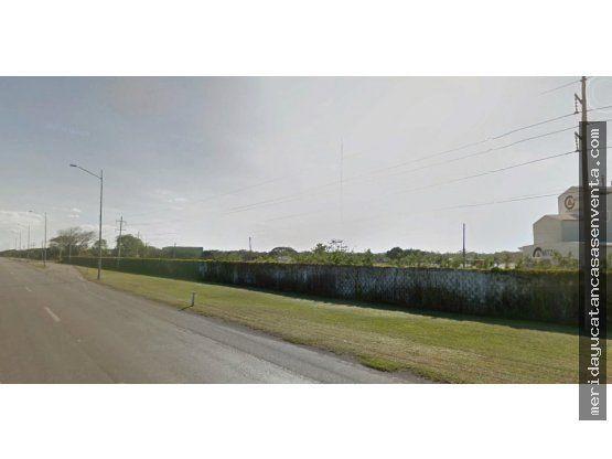 Terrenos Industriales en venta en Xcanatun