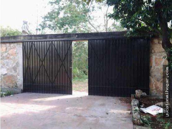 Quinta San Antonio Tehuitz Kanasin en Venta