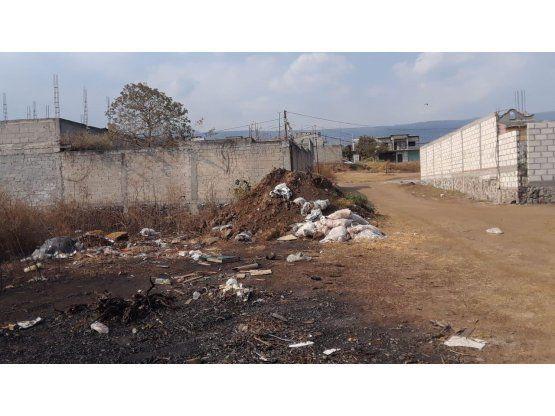 Terrenos  Santa Catarina Cesion de Derechos
