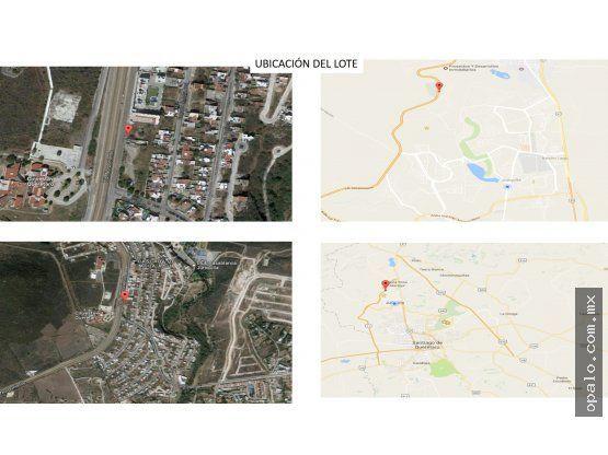 "LOTE 724 en <span itemprop=""addressLocality"">Real de Juriquilla</span>"