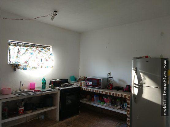 """Renta Casa 3 cuartos en <span itemprop=""""addressLocality"""">Champotón</span>"""