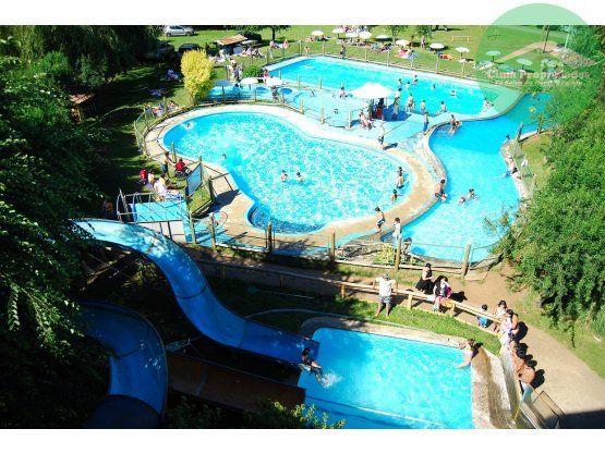 Centro Turístico, Restaurante y Parque acuático