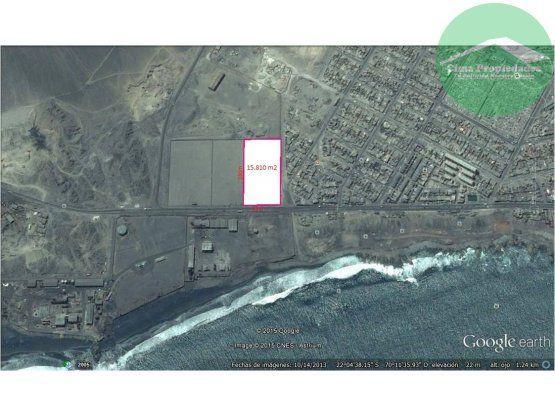 Venta Terreno Industrial Tocopilla, 15.810 mt2