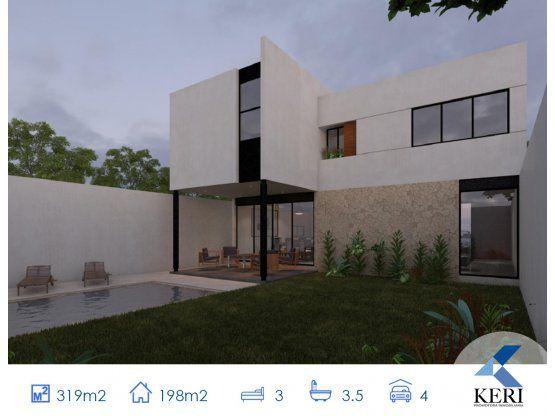 """Casa en Privada 319m2 <span itemprop=""""addressLocality"""">Conkal</span> Merida Norte"""