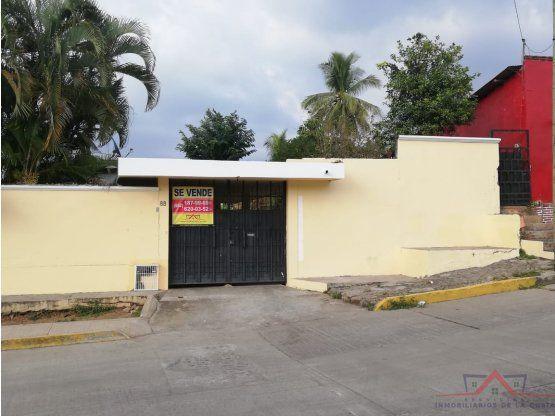 """CASA EN VENTA EN 3a ORIENTE, <span itemprop=""""addressLocality"""">Tapachula</span>."""