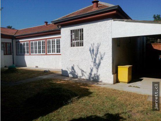 Se vende casa central en San Francisco de Limache