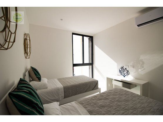 Hermoso apartamento 2 Recamaras/2 baños - WW