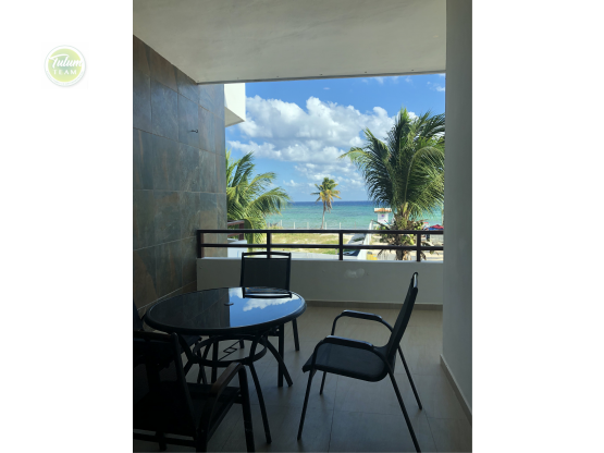 Beach Front Luxury 2BR Apartment
