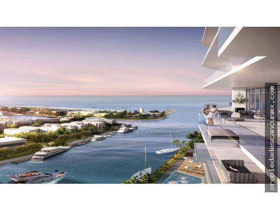 "Departamentos SLS MARINA BEACH Puerto <span itemprop=""addressLocality"">Cancún</span>"