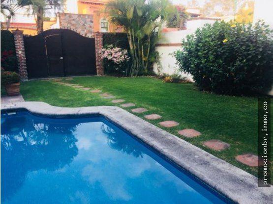 Renta de Casa en Fraccionamiento Lomas de Cortes