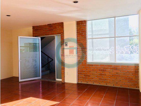 """Oficina Consultorio Renta <span itemprop=""""addressLocality"""">Metepec</span> Vía principal"""