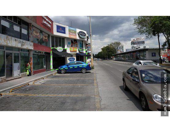 LOCAL EN RENTA BLVD 5 DE MAYO HUEXOTITLA PUEBLA