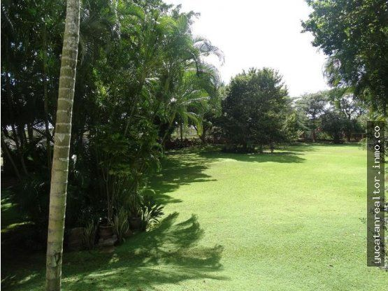 Espectacular Hacienda Yucateca cerca de Mérida.