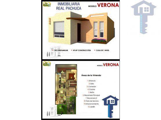 Casas en venta Fraccionamiento San Luis (VERONA)