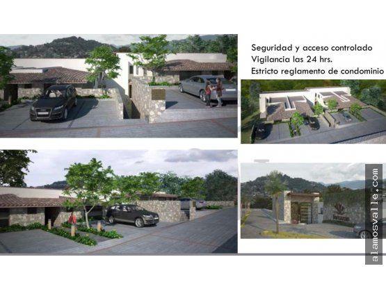 TOWN HOUSES EN PREVENTA