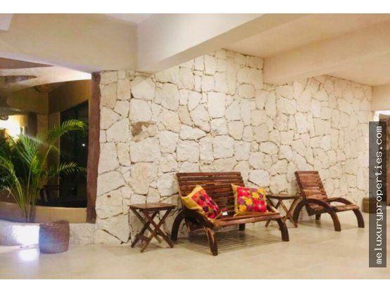 """Hotel en Venta en el centro de <span itemprop=""""addressLocality"""">Tulum</span>"""
