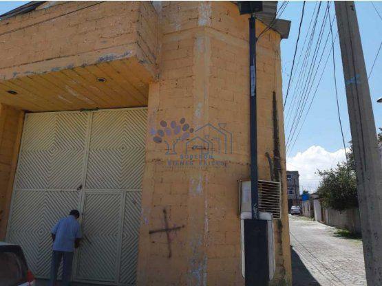 RENTA BODEGA 300 MTS BARRIO XAXALA CHIAUTEMPAN