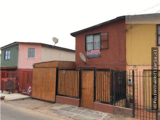 Vendo casa con subsidio Las Compañías La Serena