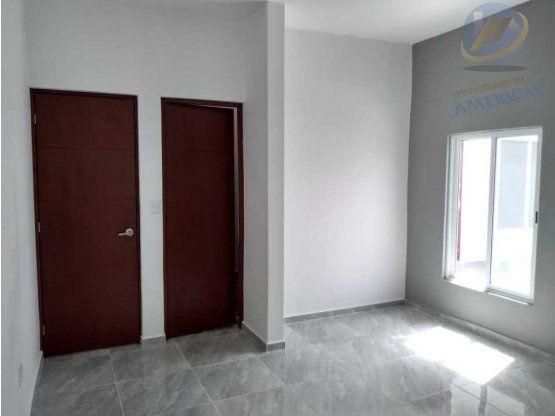 Se vende hermosa casa nueva en Conkal, zona norte.