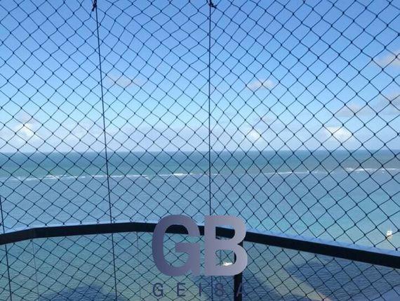Edf Alameda das Orquídeas 3q 1s 2v beira mar de Candeias linda vista!