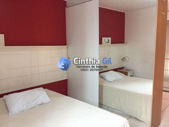 Flat duplex, 1 dormitório - 1 vaga